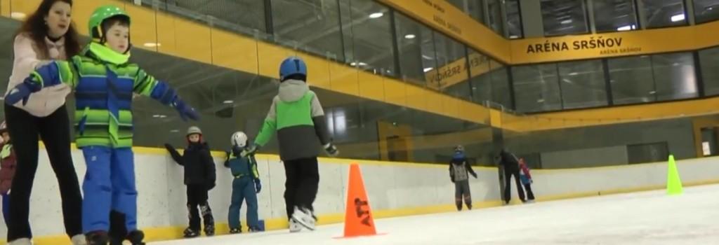 Kurzy korčuľovania pre materské a základné školy