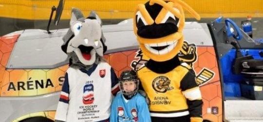 Hokejový mládežnícky klub HK Sršne Košice sa opäť posúva vpred