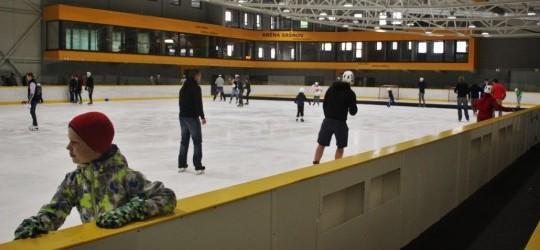 Verejné korčuľovanie zrušené len 14. a 15. marca!