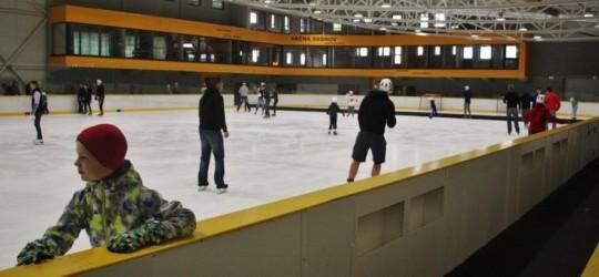 Verejné korčuľovanie už aj v nedeľu!
