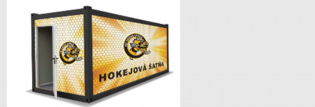 Zahlasujte za náš projekt! Prístavba šatní pre hokejový klub HK Sršne Košice
