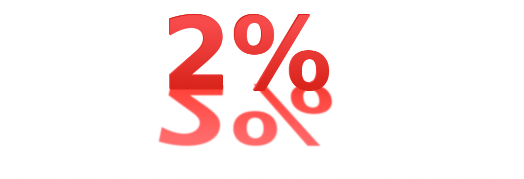 Darujte 2% sršňom!