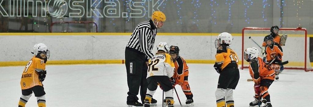 Vianočné a novoročné hokejové turnaje prípraviek sa nám pomaly blížia!