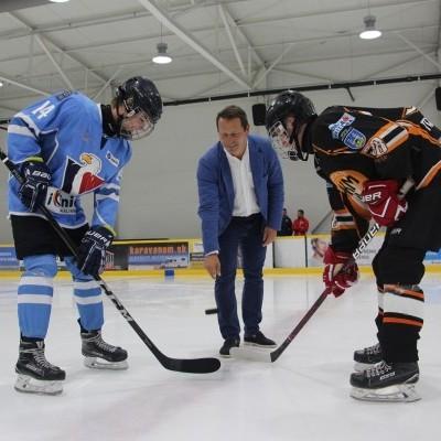 Hokejový turnaj ôsmakov REE CUP 1. ročník (kateg.U14)