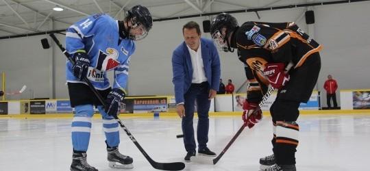 Hokejový turnaj ôsmakov REE CUP 1. ročník ( kateg.U14 ) v Aréne Sršňov sa vydaril!