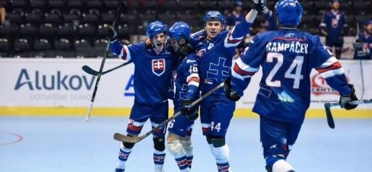 Hokejbalisti HK Sršne Košice v reprezentácii Slovenska!!!