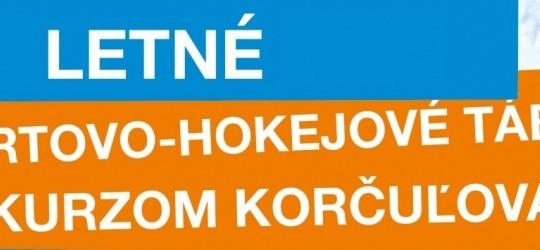 Letný denný športovo - hokejový tábor HK Sršne Košice sa blíži!