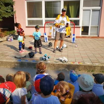 Nábor detí v MŠ Húskova na KVP