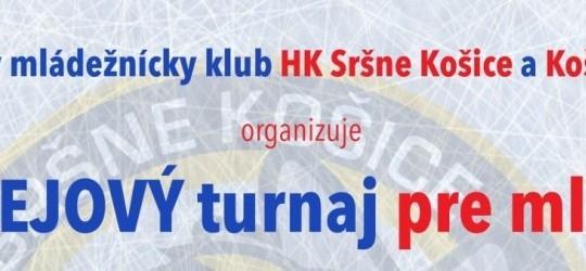 Hokejový mládežnícky turnaj pre žiakov 5. ročníka