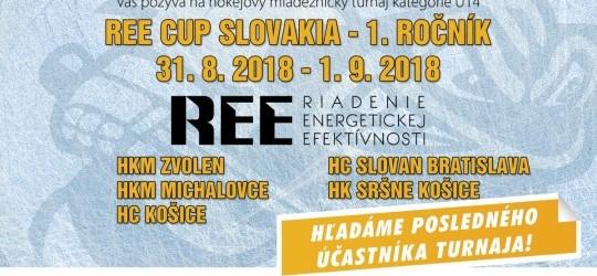 Ree Cup Slovakia 2018 je tu!