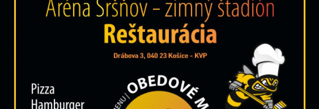 Restaurácia už otvorená!