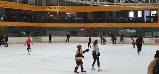 Verejné korčuľovanie už v nedeľu!