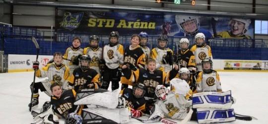 Miniliga hokejových prípraviek pokračovala vo Vranove